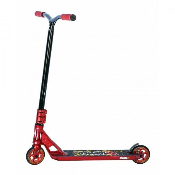 ao-delta-2-complete-scooter-red