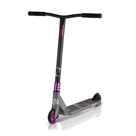 Buy Fuzion Pro Scooter Z300 Gun Metal Cheap