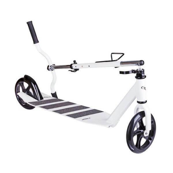 Crisp big wheel scooter myproscooter for Big wheel motor scooter