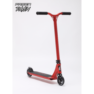 fasen-raven-complete-scooter-red