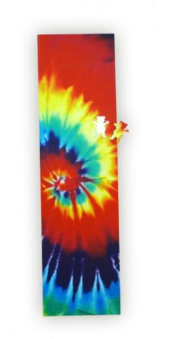 Grizzly Tie Dye Griptape - MyProScooter