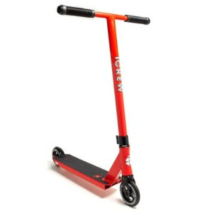 Lucky Crew Complete Pro Scooter in Red from MyProScooter