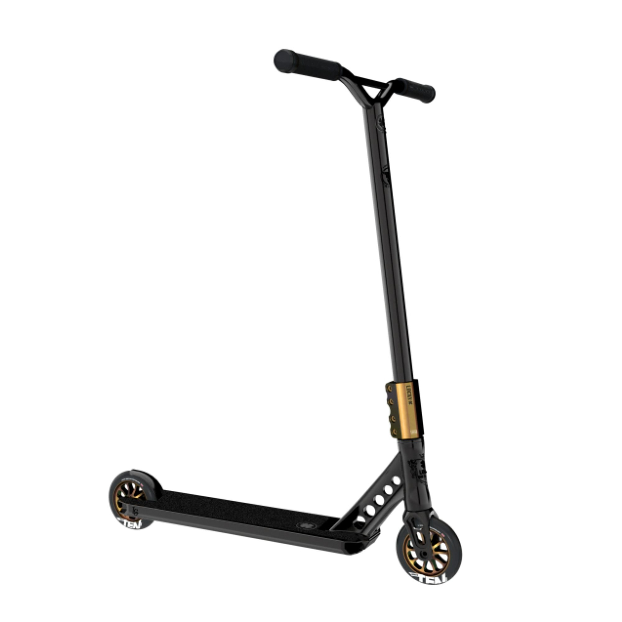 lucky evo pro stunt scooter black. Black Bedroom Furniture Sets. Home Design Ideas