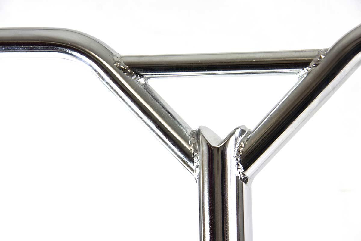 MGP Chrome Bat Wing Bars - MyProScooter
