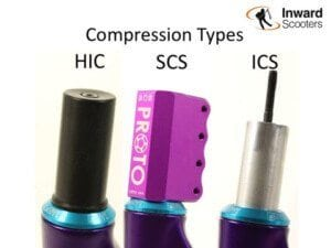 Pro Scooter Compression Types Introduction