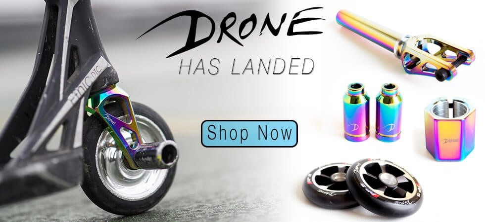 Drone Pro Scooters Parts