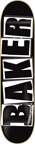 Baker logo skateboard deck