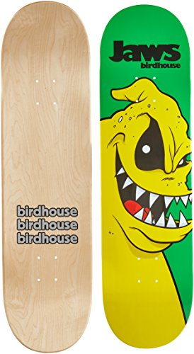 Jaws skateboard deck