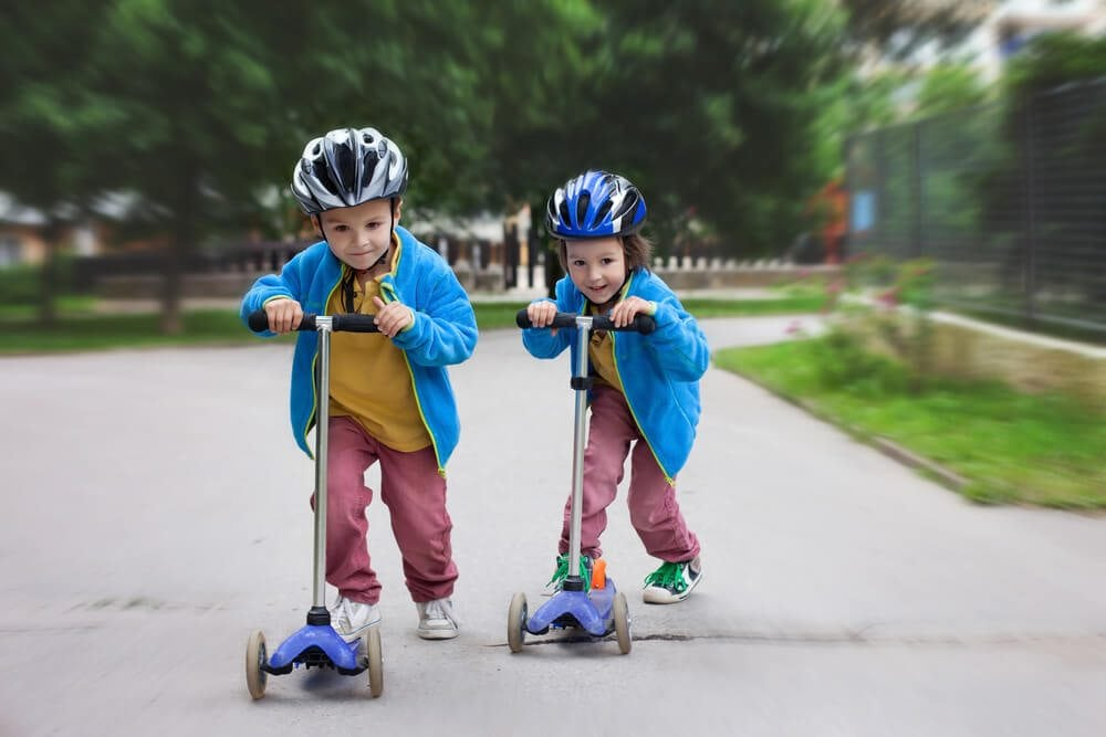 best kids scooter helmets with amazing safety and looks