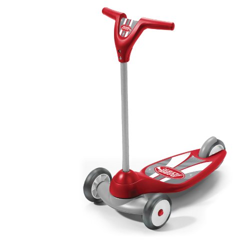Radio flyer 3 wheeled scooter with amazing grip