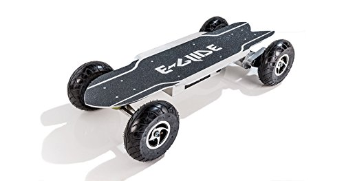 AT electric skateboard fit for every terrain