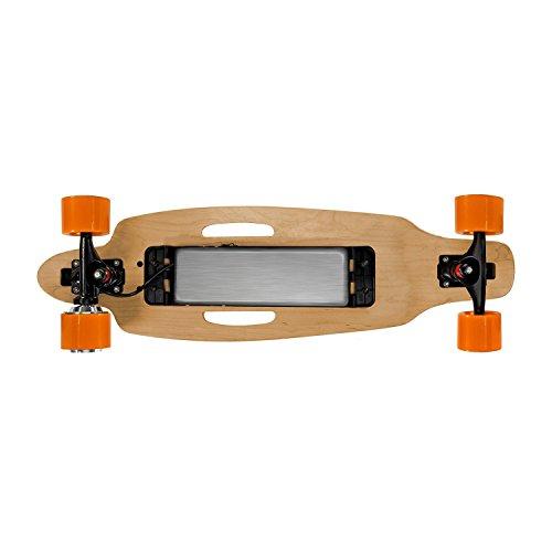 motor of an electric skateboard