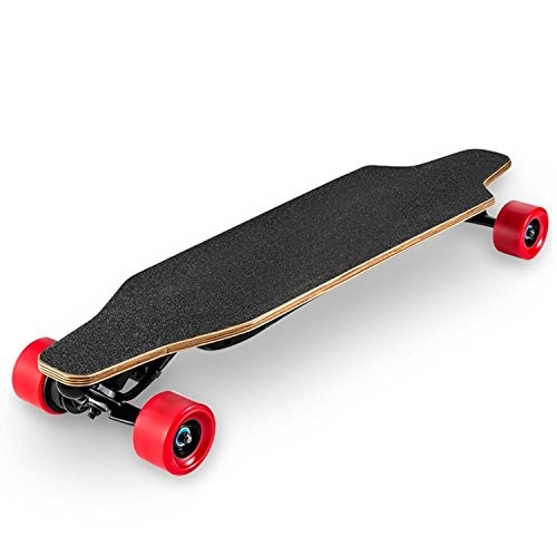 BY2 electric skateboard with adjustible power
