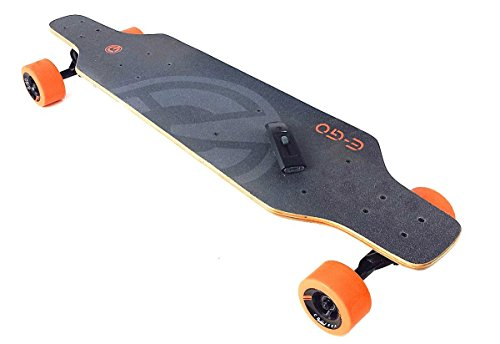 Yuneec electric skateboard with 18 miles range