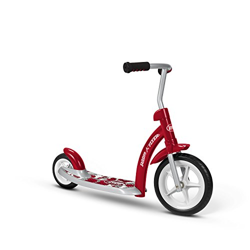 Stylish big wheeled radio flyer kids scooter