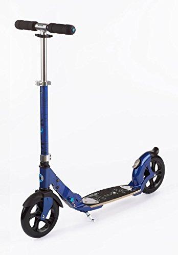 micro flex blue silver