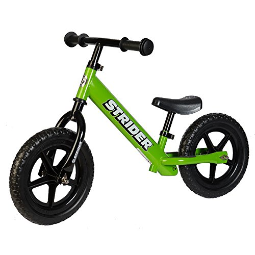 A perfect Strider balance bike for your little one