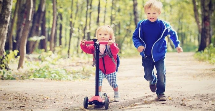 10 Best Scooters For Kids