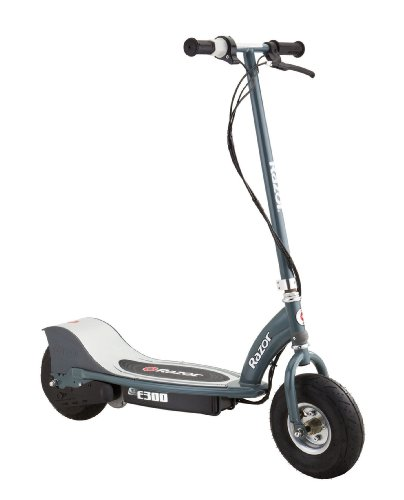 Razor scooter with distinct grey color
