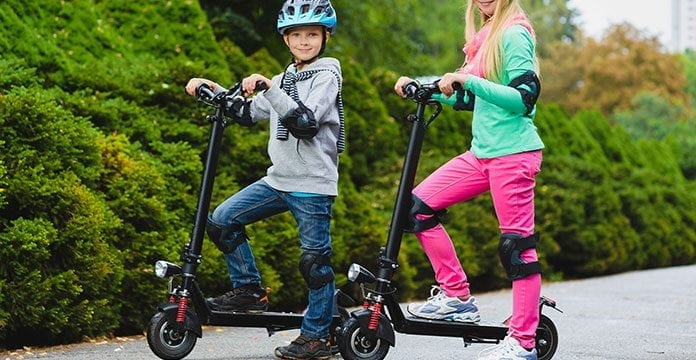 10 best electric scooters for kids boys girls 2018 for Motorized scooter for kids