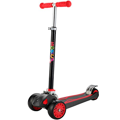 MOBIOUS Deluxe Foldable Kids Scooter