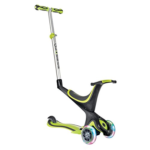 Globber 5-in-1 Convertible Scooter
