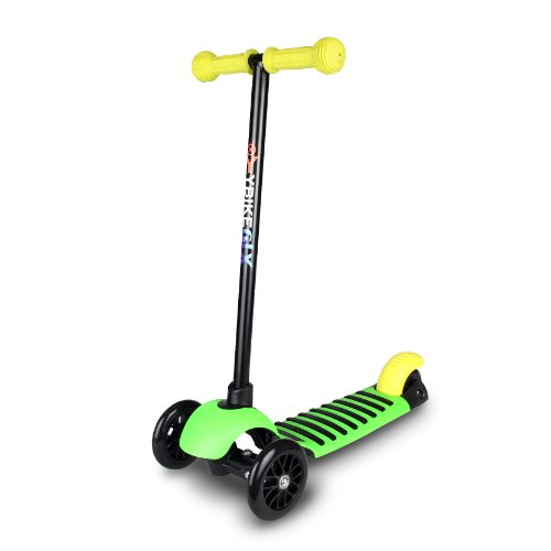 YBIKE GLZ 3-Wheel Scooter