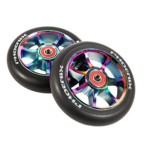 Phoenix Alloy top best Pro Scooter Wheels