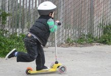 Are 3 Wheel Scooters safer for Toddlers?