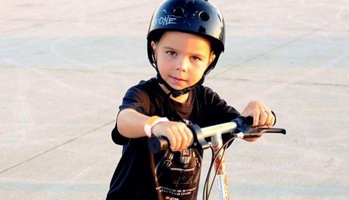 Are Scooters safe for Kids?