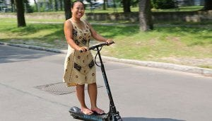 Are Two-Wheeled Scooters for Adults?