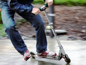 How fast do Two Wheel Scooters go?
