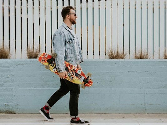 Are Skate Shoes good for walking?