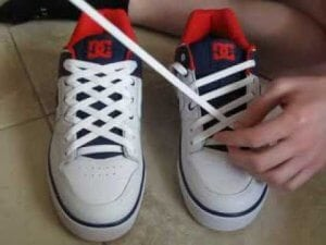 Asics Shoe Laces Length
