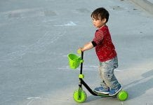 What Different Toddlers Scooters can you get?