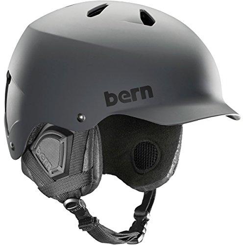 Bern Watts EPS Matte Ski Helmet