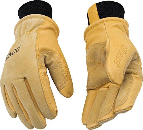 KINCO 901 Pigskin Leather Thermal Draylon