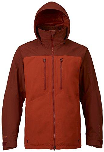 Red Burton AK 2L Swash Mens Snowboarding Jacket