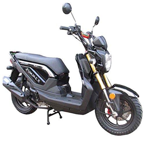 TaoTao Zummer 50cc Sporty Scooter