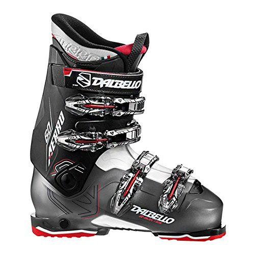 Black Dalbello Aerro 60 Skiing Boots