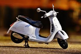 50cc scooter features