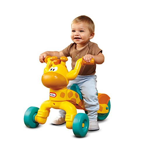 Little Tikes Go and Grow Lil' Rollin' Giraffe Rideon
