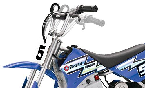 Razor MX350 electric dirt bike design