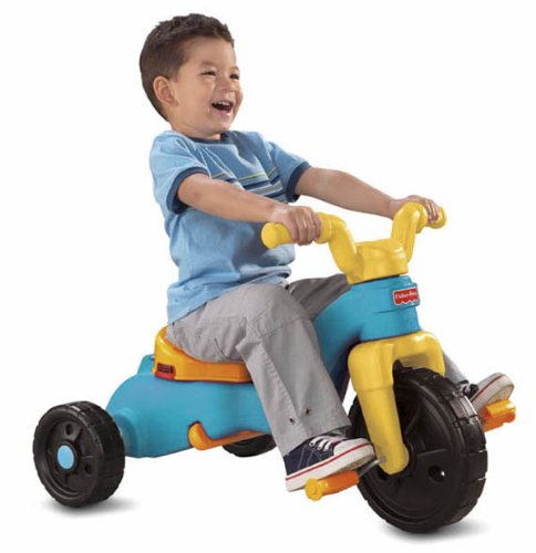 Fisher-Price Rock, Roll 'n Ride