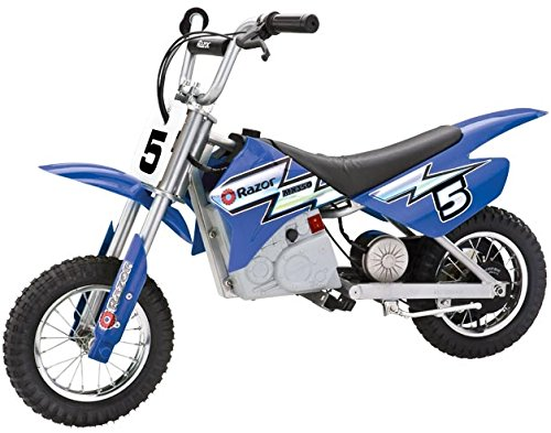 Razor MX350 Dirt Rocket Motocross Bike Blue