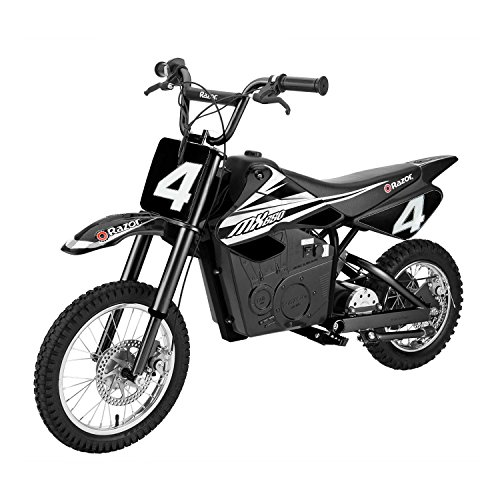 Razor MX650 Steel Electric Rocket Bike