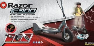 Razor E300 Electric Scooter Review