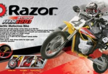 Razor MX650 Dirt Rocket review