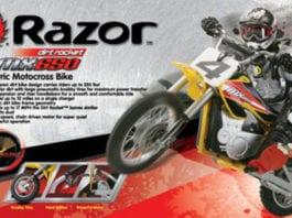 Razor MX650 Dirt Rocket review
