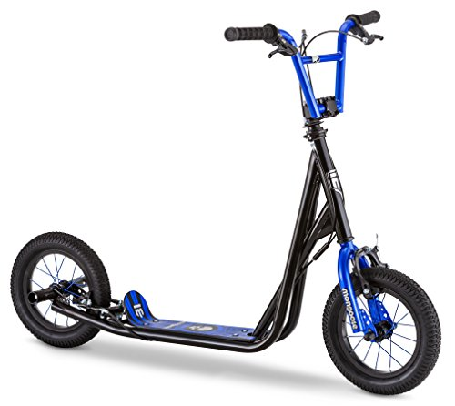 Mongoose Expo Scooter in Blue